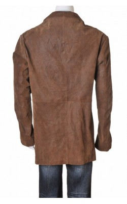 Jacheta din piele naturala Cerretto, marime XXXL