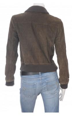 Jacheta din velur Zara Trafaluc, marime 38