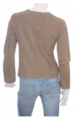 Jacheta din bumbac Dranella, marime M