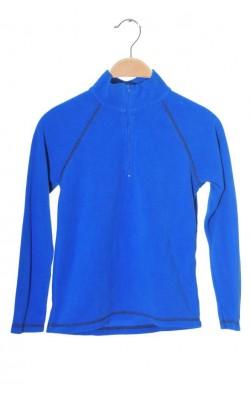 Jacheta fleece albastru, 9-10 ani