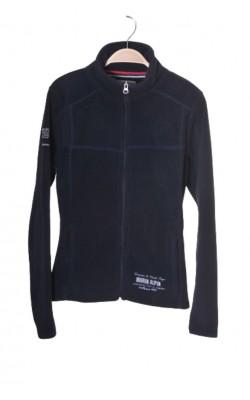 Jacheta fleece bleumarin Marin Alpin, marime S