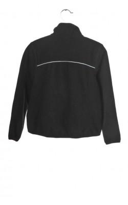 Jacheta fleece peliculizat la interior H&M, 7-8 ani
