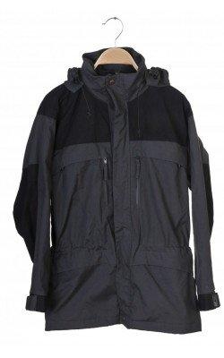 Jacheta gri cu negru Basecamp, 14 ani