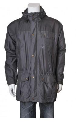 Jacheta vanatoare / pescuit Gaupa, culoare gri, marime L