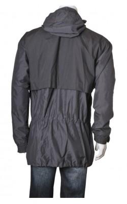 Jacheta impermeabila Gaupa, culoare gri, marime L
