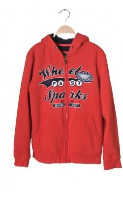 Jacheta jerseu captusit cu polar H&M L.o.g.g., 14 ani