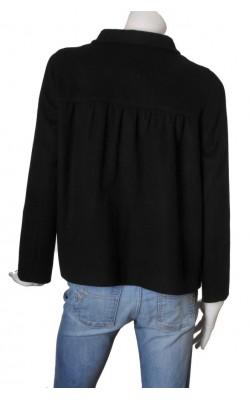 Jacheta lana pura Zara for Mum, marime M