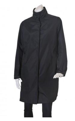 Jacheta lunga impermeabila Hennes by H&M, marime 46