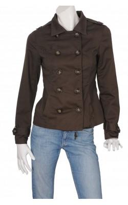 Jacheta maro din bumbac Vero Moda, marime 38