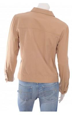 Jacheta bej din bumbac M&S Mode, marime 44