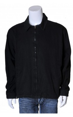 Jacheta neagra Covington, marime XL