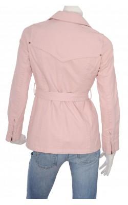 Jacheta roz vatuita BikBok, marime 34