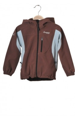 Jacheta softshell Bergans of Norway, 6-7 ani
