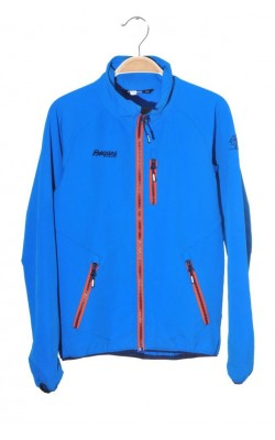 Jacheta softshell light Bergans, 10 ani