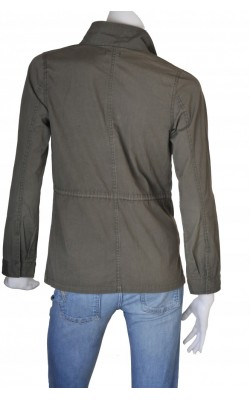Jacheta verde militar Jeans Clothing Company, marime 34