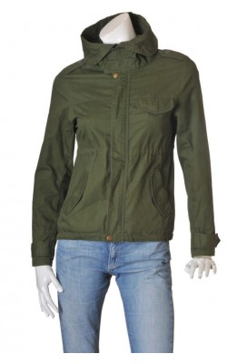 Jacheta verde militare Red, marime 36