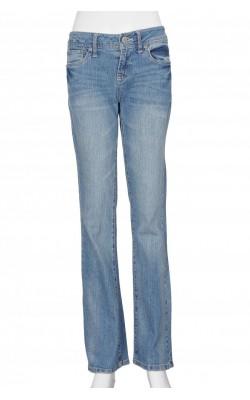 Jeans stretch Aeropostale, talie joasa, marime 34