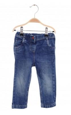 Jeans skinny Baby Club by C&A, talie ajustabila, 18 luni