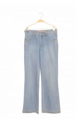 Jeans bleu Esprit, talie ajustabila, 13 ani