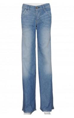 Jeans bleu evazati Garcia, marime 40