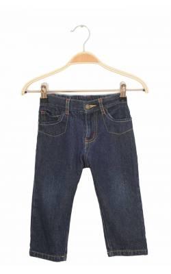 Jeans bleumarin din bumbac City Ink, 24 luni
