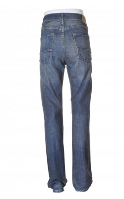 Jeans bleumarin Nautica, marime 34