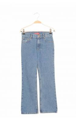 Jeans bootcut Faded Glory, 10 ani Slim