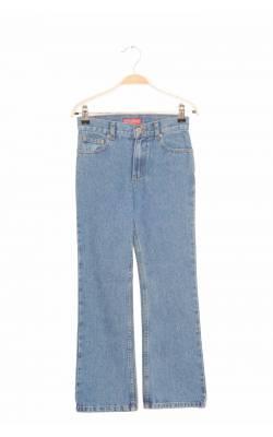 Jeans bootcut Faded Glory, 10 ani Slim