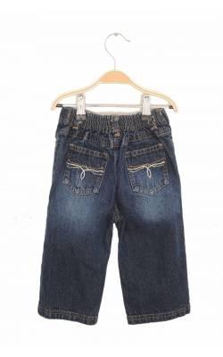 Jeans broderie florala Calvin Klein, 3 ani