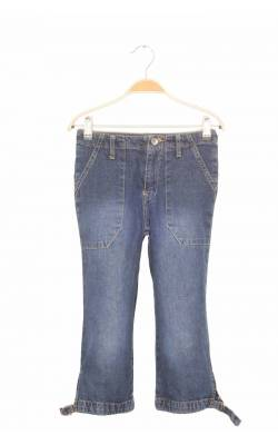 Jeans capri picior ajustabil Levi's Red Tab, 10 ani