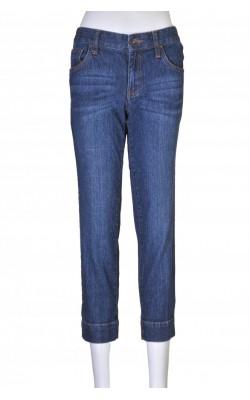 Jeans capri din denim stretch Tommy Hilfiger, marime 38