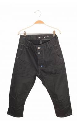 Jeans capri Lab Industries by KappAhl, tur lasat, 12 ani
