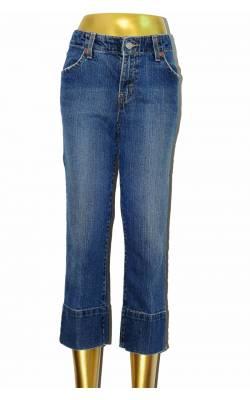 Jeans capri Levi's 515, marime 40