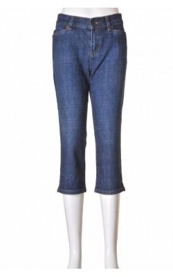 Jeans capri Ralph Lauren Classic Midcalf, marime 38