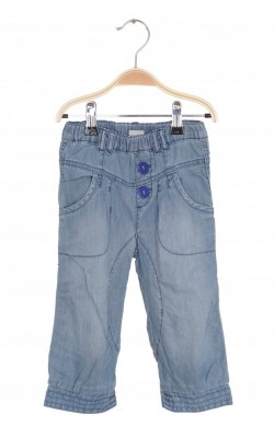 Jeans captusiti Little One, 12-18 luni