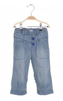 Jeans captusiti Little One, 12-18 luni