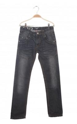 Jeans Cars N.1507, talie ajustabila, 14 ani