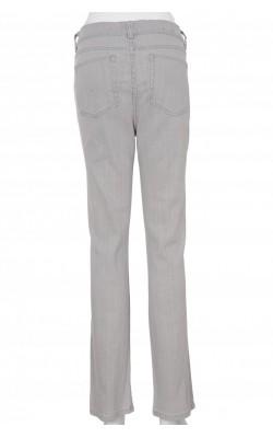 Jeans stretch gri Chaps, marime 42