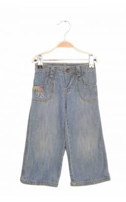 Jeans cu buzunar brodat Circo, 3 ani