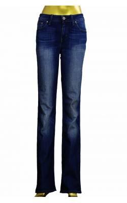 Jeans demi curve Levi's, marime 38