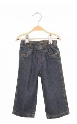 Jeans din bumbac Circo, model lejer, 18 luni