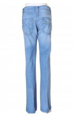 Blugi Divided by H&M, girls boot cut, marime 38
