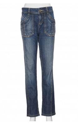 Jeans Donna Karan New York, So-Low Lita Jean, marime 42