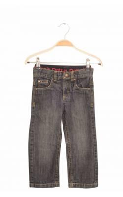 Jeans dubla talie Detroit, 3-4 ani