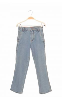 Jeans Faded Glory Carpenter Slim, talie ajustabila, 10 ani