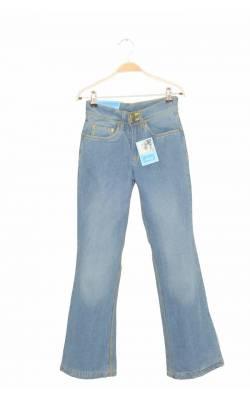 Jeans flare Alive, captusiti cu bumbac, 11 ani