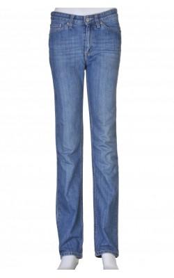 Jeans Gant, normal waist, regular fit, narrow leg, marime 36