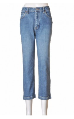 Blugi Gap, boot cut capri, marime 42