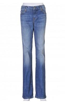 Jeans Gap, long and lean, boot cut, marime 36