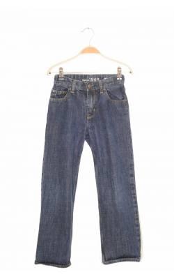 Jeans Gap Loose, talie ajustabila, 10 ani Slim